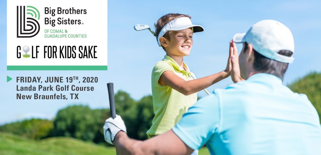 Golf For Kids' Sake benefiting Big Brothers Big Sisters of Comal & Guadalupe Counties